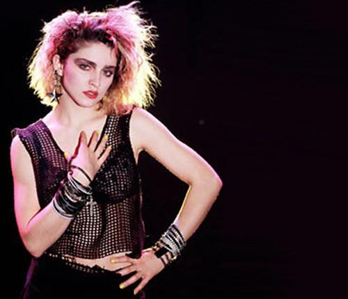 madonna lucky star 1980