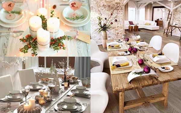 Go woman come decorare la tavola di natale go woman - Decorare la tavola a natale ...