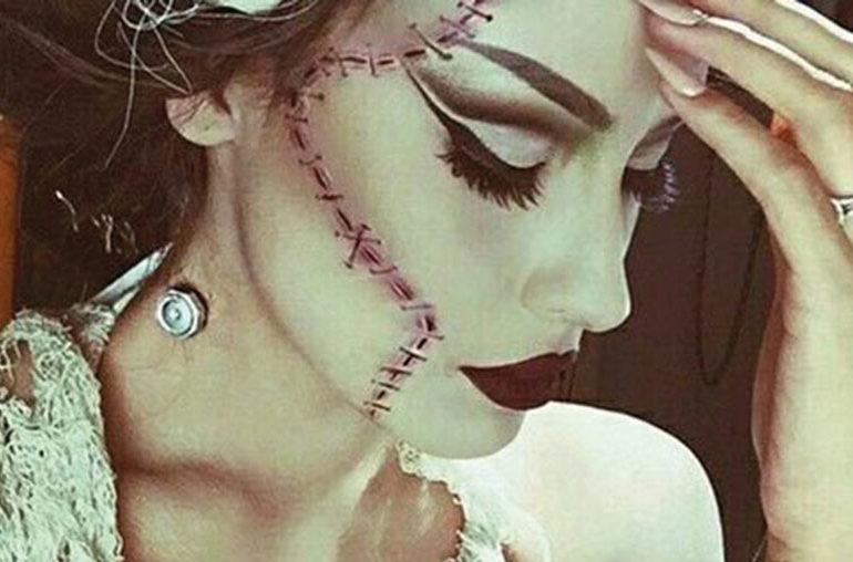 Nail art Halloween per la notte delle streghe