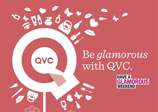 Be glamorous with QVC