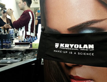 Kryolan Nebula make up