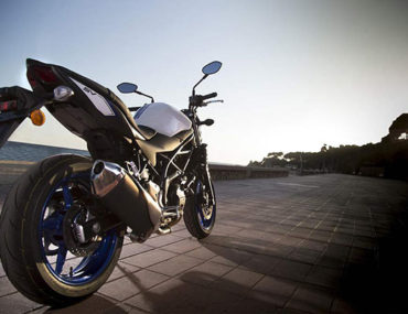 Suzuki SV650 ABS,