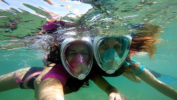 Easybreath: fare Snorkeling come piace a noi donne