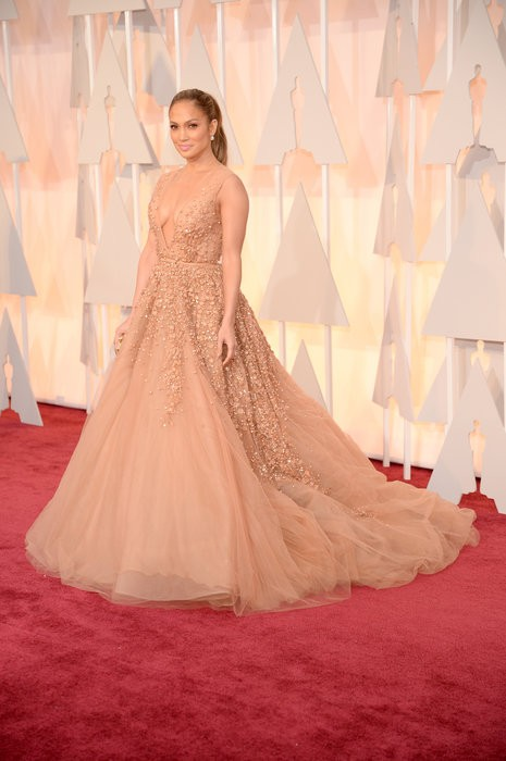 Jennifer Lopez in Elie Saab