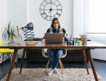 organizzare la scrivania