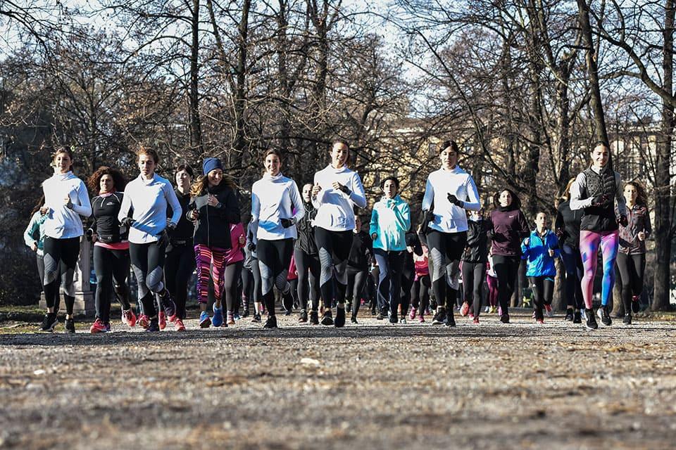 Lierac Beauty Run con Run4Me